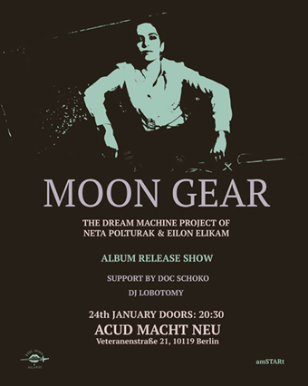 Moon Gear (by Neta Polturak)