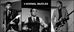 3 Normal Beatles